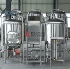 1000L schlüsselfertiges Projekt der Brauerei Customzied Beer Brewing Equipment Fermentation Machine zum Verkauf